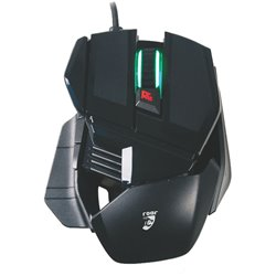 ROAR Gaming Mouse Leopard, 6 buttons, 2000 dpi