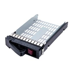 """SAS HDD Drive Caddy Tray 373211-001 For HP 3.5"""" (used)"""