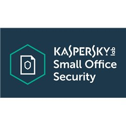 KASPERSKY Small Office Security v5 1Server+10PC+10Device Licence Key ESD