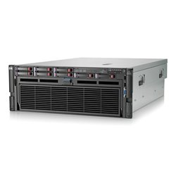 HP Proliant DL580 G7, 2x E7-4807, 8GB, 2x 1200W, P410i/512MB, REF