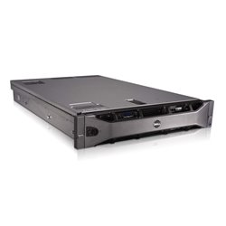 DELL used PowerEdge R710, 2x Χ5670, 48GB, DVD, 2x 870W, H700, SQ