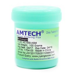 AMTECH Flux NC-559-ASM, 100gr, made in China