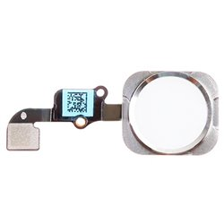 Home button assembly για iPhone 6S, ασημί